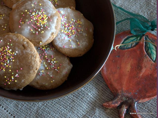 Lebkuchen Γερμανικά Χριστουγεννιάτικα Μπισκότα